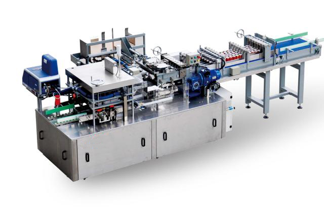 One-piece packing machine