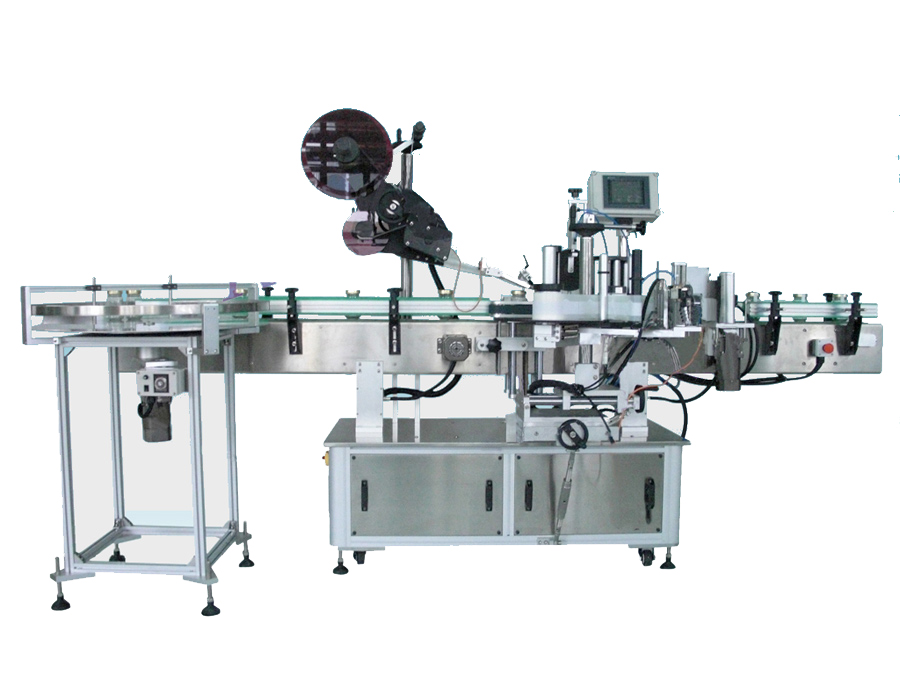 Linear Self-adhesive Series Automatic Labeling Machine